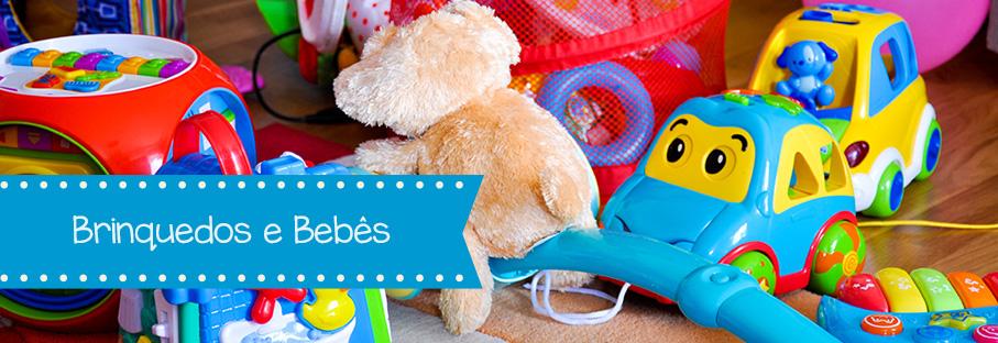 Brinquedos e Bebês